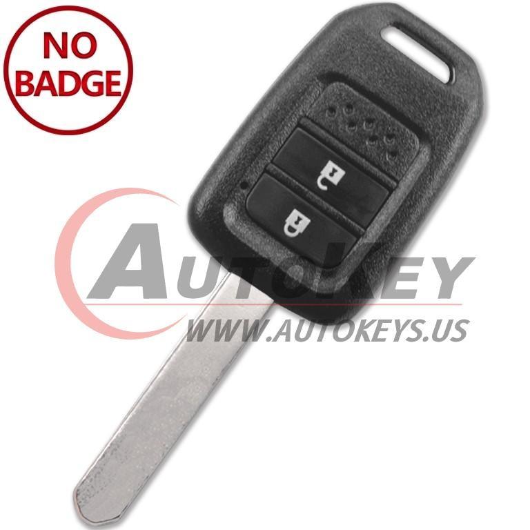 (433Mhz) 2btn Remote for Honda