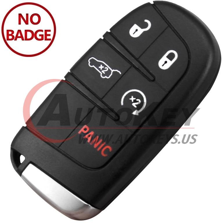(433Mhz) M3N-40821302 Smart Key For Jeep Grand Cherokee