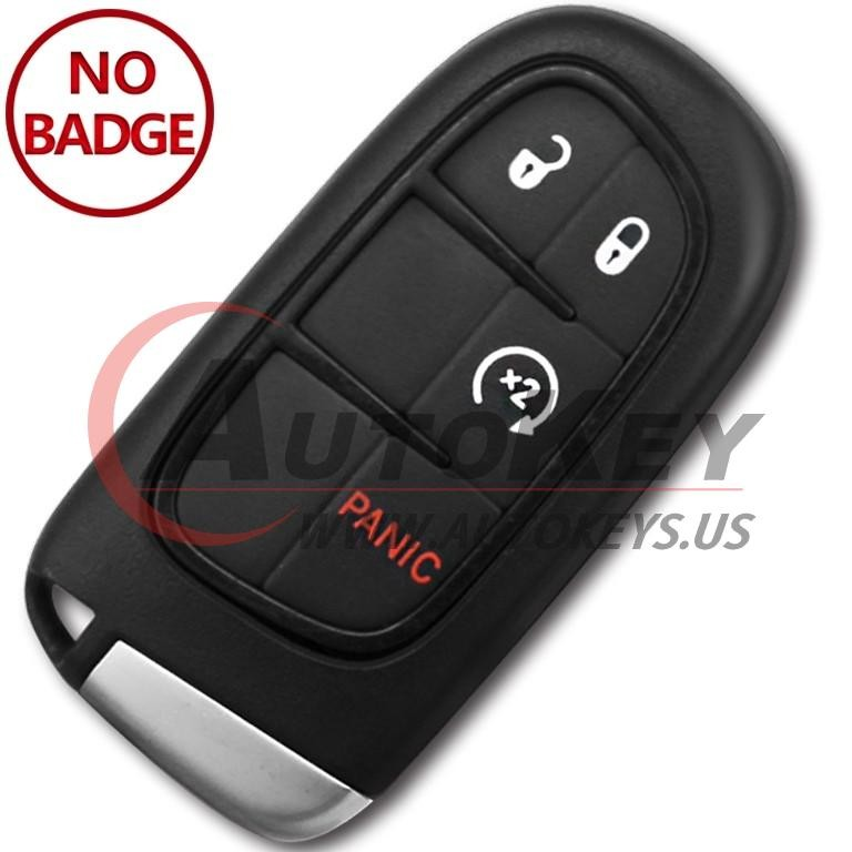 (433Mhz) GQ4-54T Smart Key For Jeep Cherokee