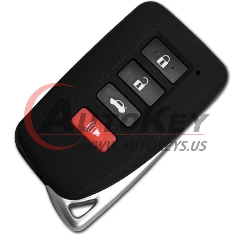 (312/314Mhz) 2020 HYQ14FBA Smart Key For Lexus ES300h IS200t IS200