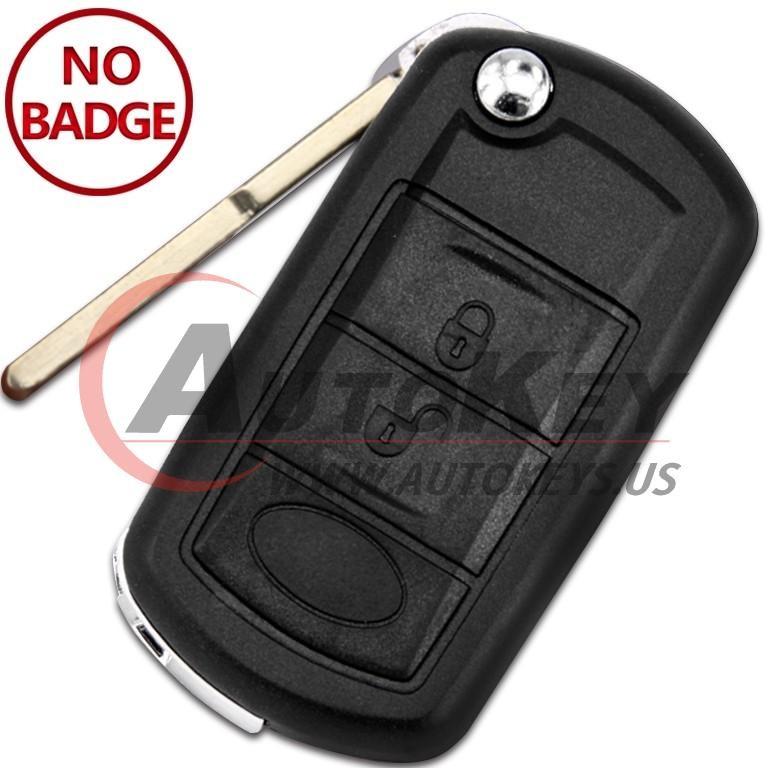 (315Mhz) NT8-15K6014CFFTXA Flip Remote Key For Range Rover Sport/Discovery