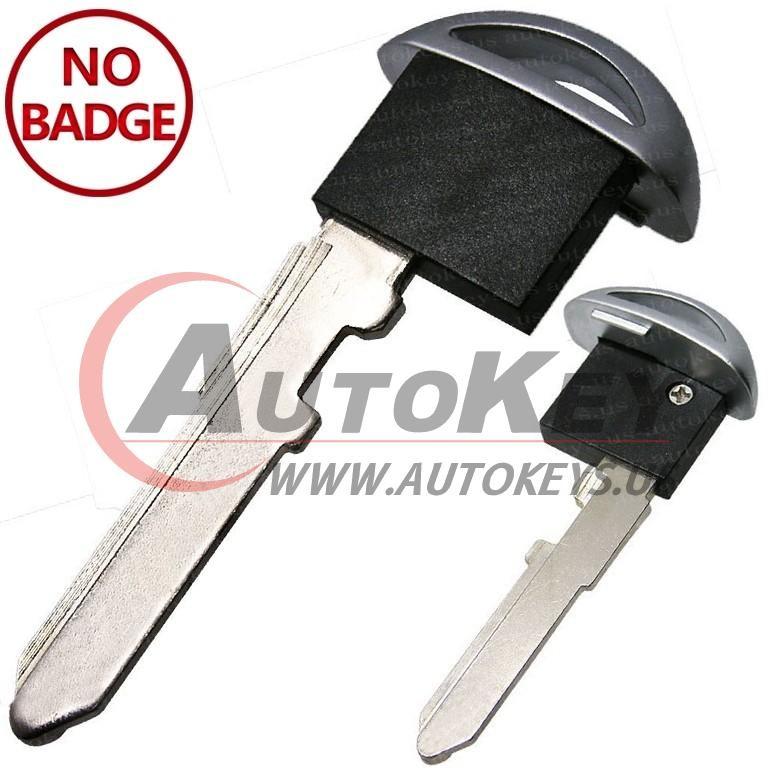 Valet Key for Mazda smart Key