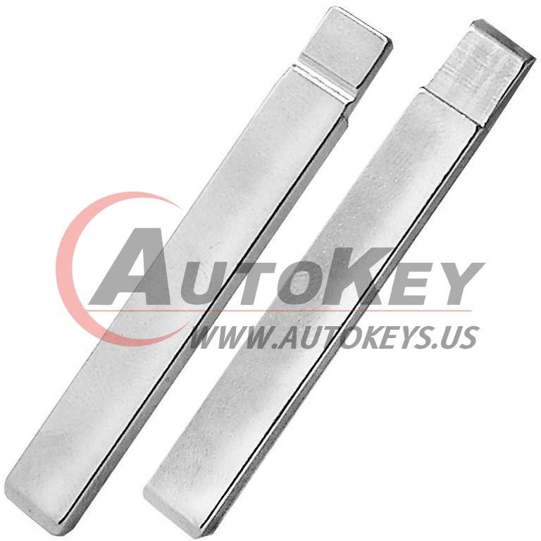 Key Blade For Chevrolet