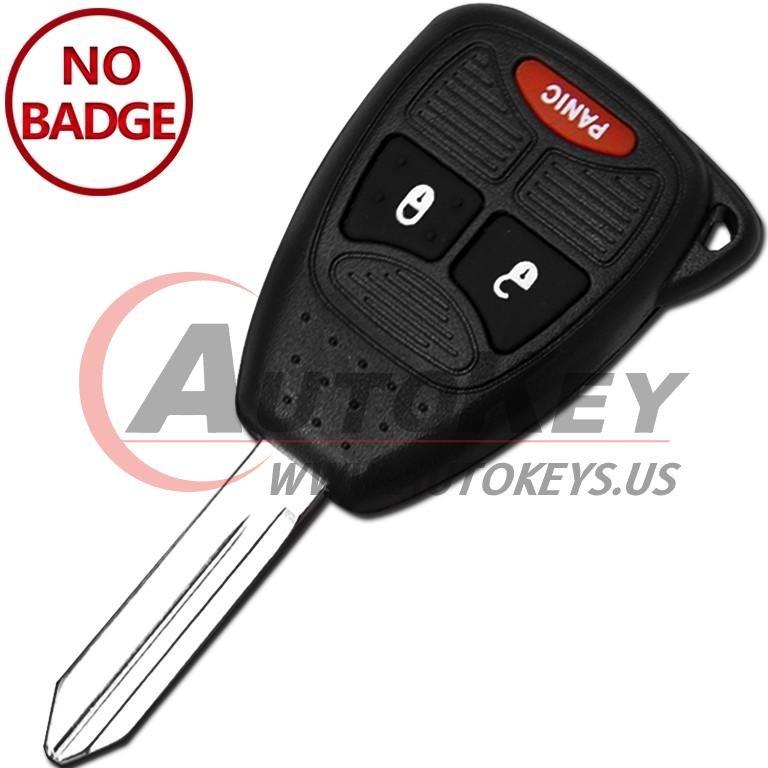 (315Mhz) OHT692427AA Remote Key For Chrysler Dodge Jeep