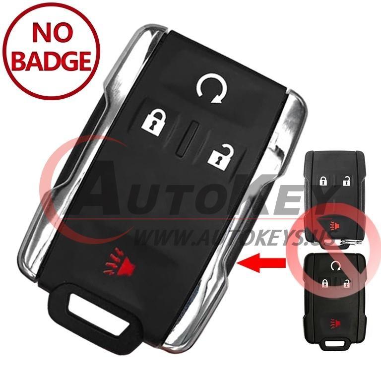(433MHz) M3N-32337200 Remote Key For Chevrolet/GMC