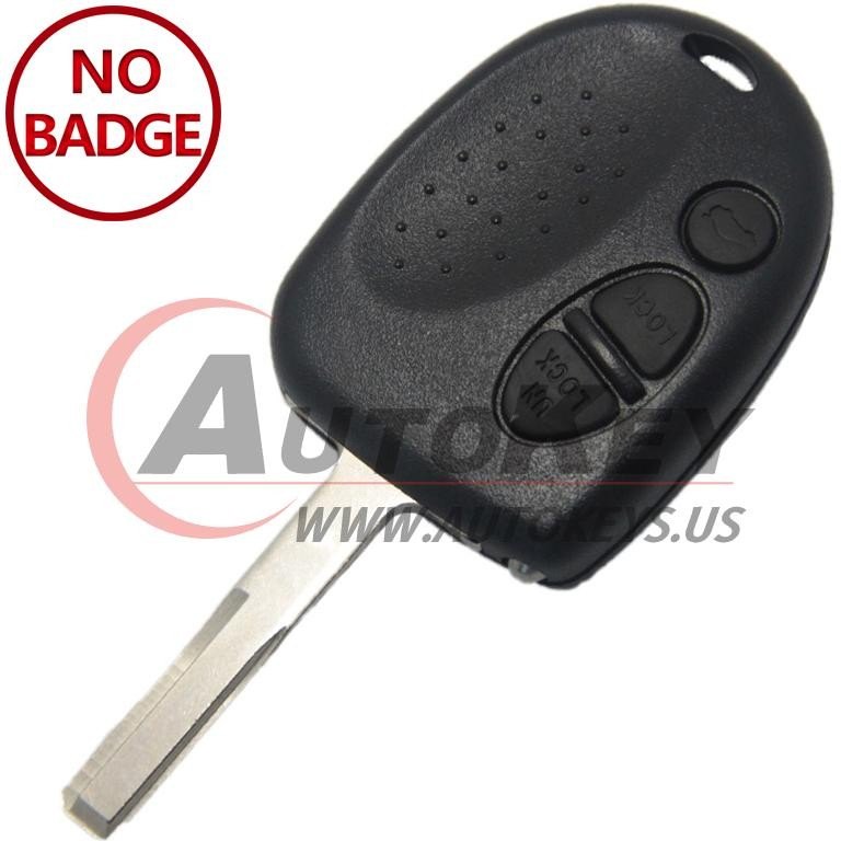 (304Mhz) 3btn Remote Key For Chevrolet/Buick/Holden