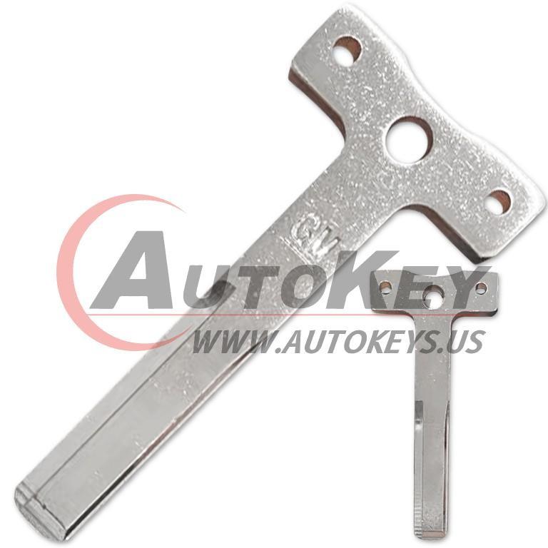 Key Blade For Chevrolet/Holden