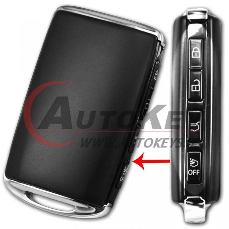 433MHz DFV2-675RY-A Smart Key For 2020- Mazda CX5 / CX9