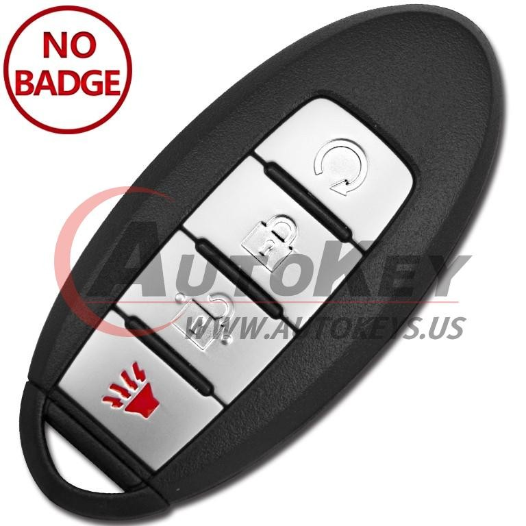 (433Mhz) S180144109 Smart Key For Nissan Rogue