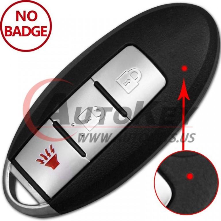(433Mhz) S180144502 KR5TXN1 Smart Key For Nissan Kicks S Rogue Sport