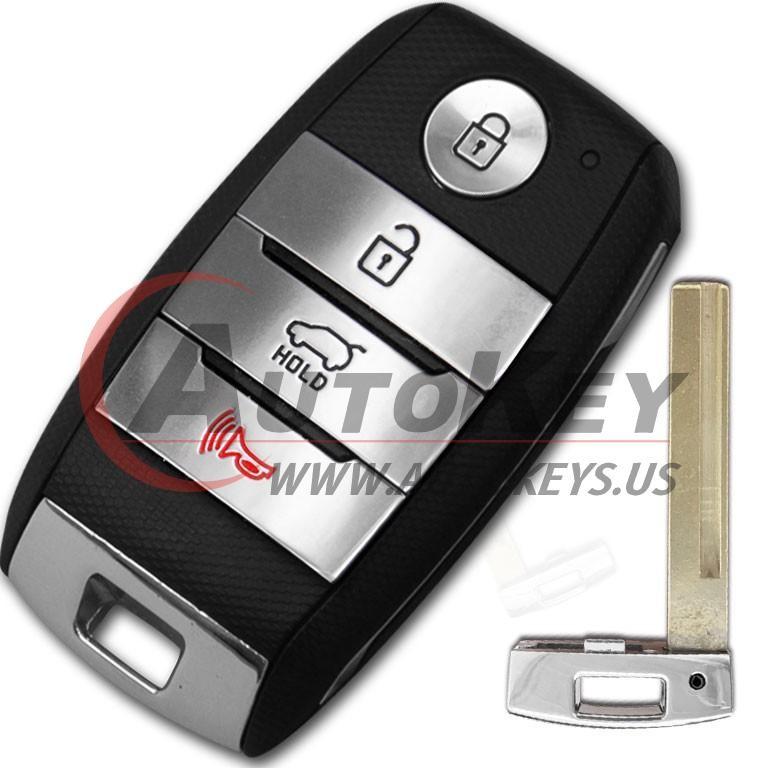 (433Mhz) 95440-C5000 Smart Key For Kia Sorento