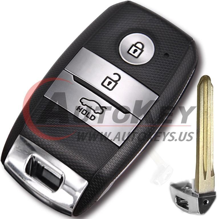 (433Mhz) 95440-B5000 Smart Key For Kia K3 Certao