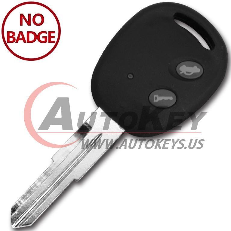 (433Mhz) RK950EUT CE 0678 Remote Key For Chevrolet Aveo
