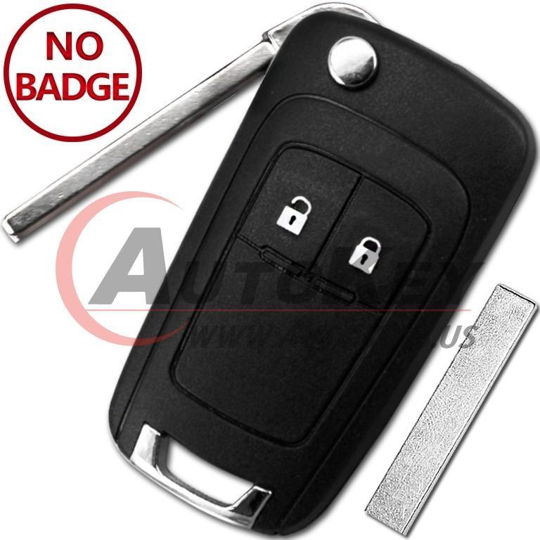 (433Mhz) 5WK50079 Flip Key For Chevrolet Aveo / Vauxhall Astra J /Opel