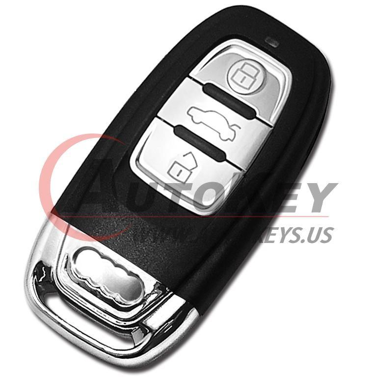 (433Mhz) 4H0959754F/4G0959754F Keyless Smart Key For Audi A6 S6