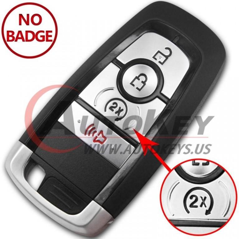 (902Mhz) M3N-A2C931426 Smart Key For Ford Edge Ranger XLT