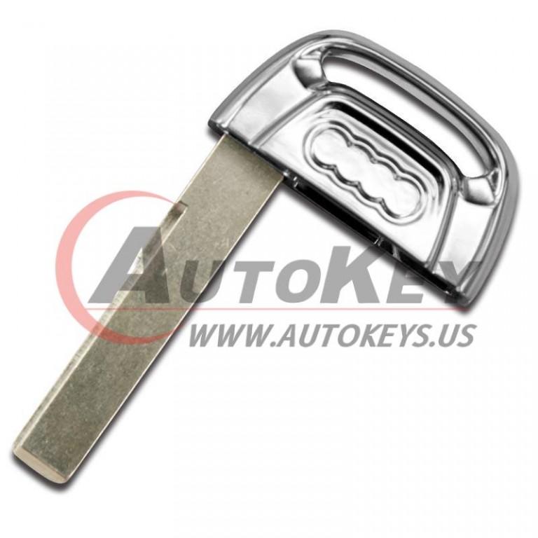 Emergency key for Audi