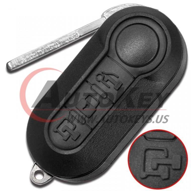 (433Mhz) Flip Remote Key (Marelli BSI)