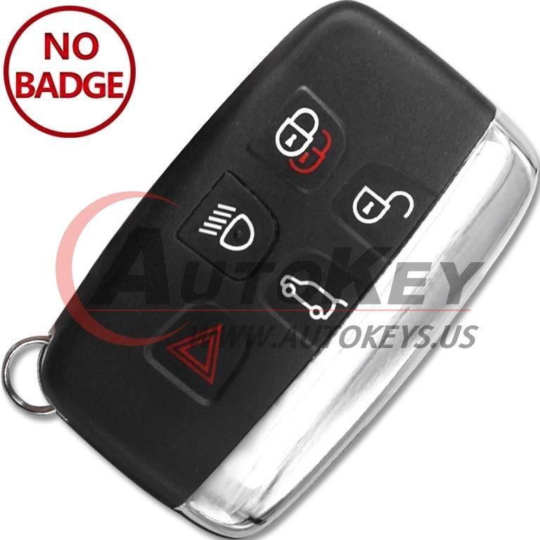 (315Mhz) 4+1btn Smart Key For LandRover/Jaguar
