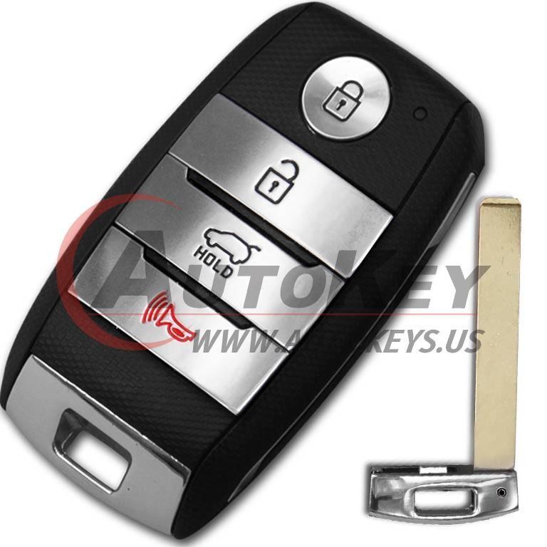 (433Mhz) 95440-G5000 Smart Key For Kia Niro LX EX Niro S Touring