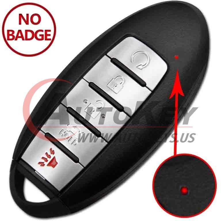 (433Mhz) S180144803 KR5TXN4 Smart Key For Nissan Altima Sentra