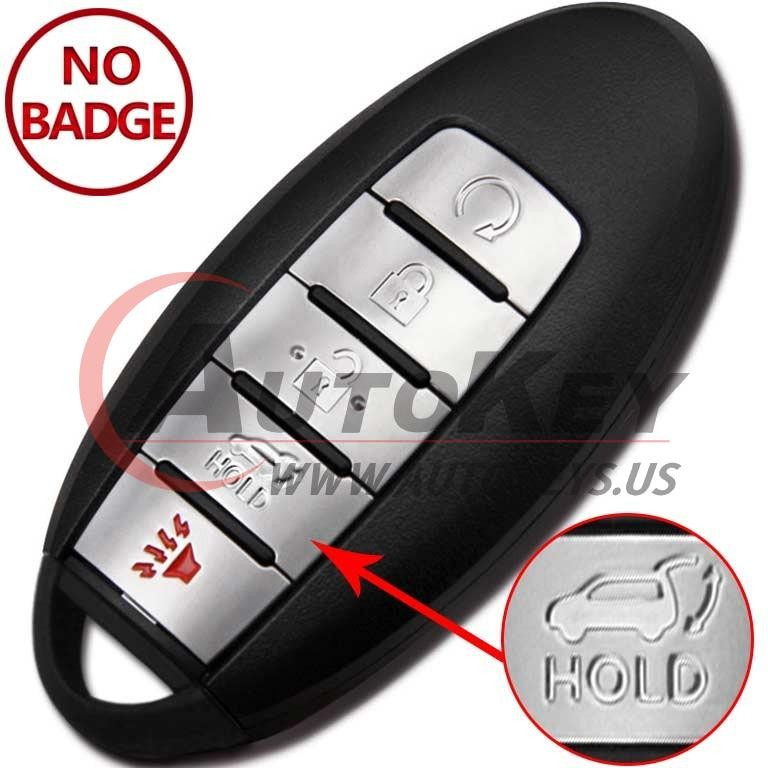 (433Mhz) S180144110 KR5S180144106 Smart Key For Nissan Rogue