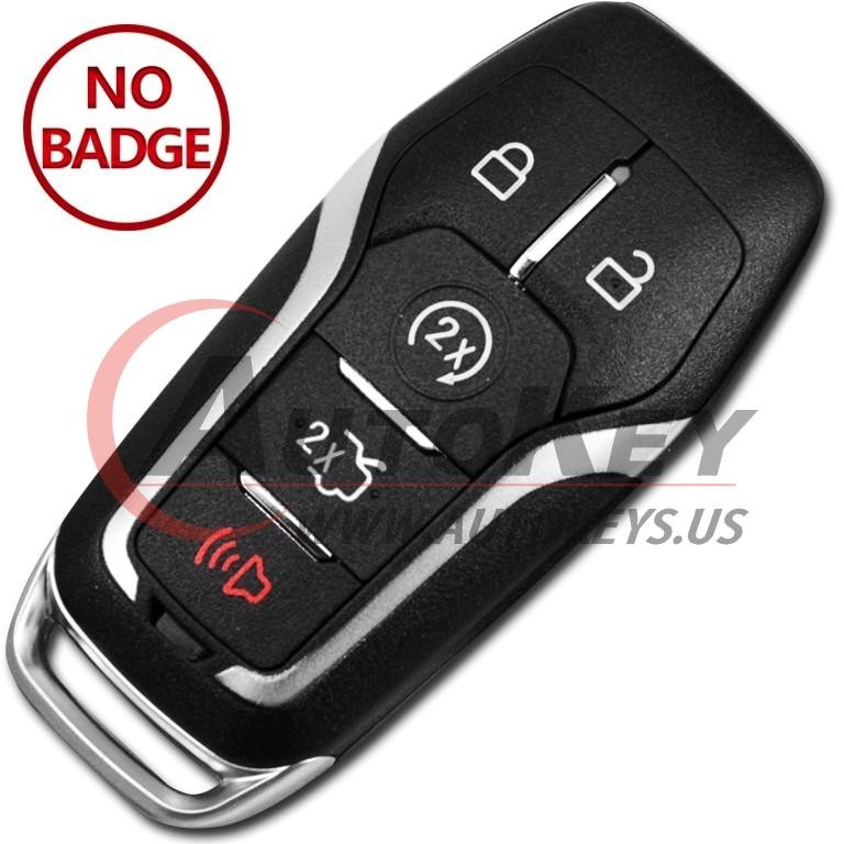 (902Mhz) M3N-A2C31243300 Smart Key For Ford Edge Explorer Mustang